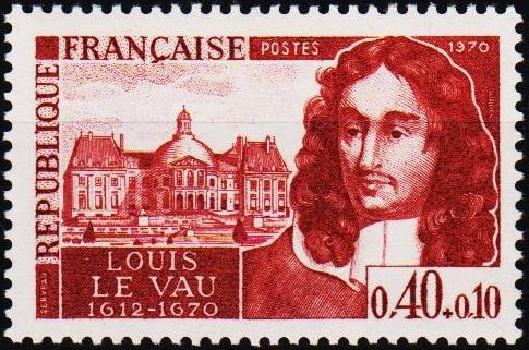 France. 1970 40c+10c S.G.1857 Unmounted Mint