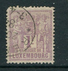 Luxembourg #58 Used