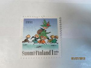 Finland #932 used  (reference 1/23/5/6)