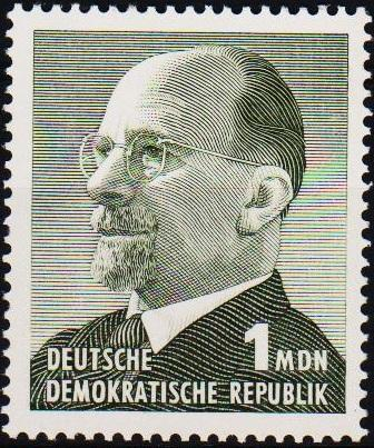 Germany(DDR). 1965 1MDN S.G.E805 Unmounted Mint