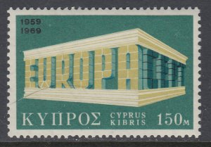 Cyprus 328 Europa MNH VF