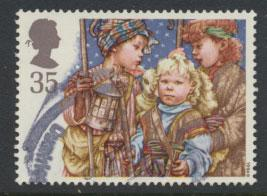 Great Britain SG 1846  Used  - Christmas