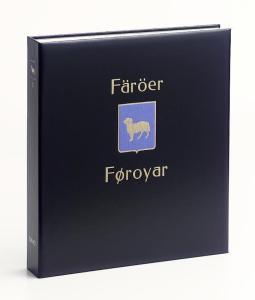 DAVO Luxe Hingless Album Faroe Islands I 1940-2009