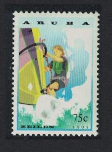 Aruba Sailboard 1993 MNH SG#131
