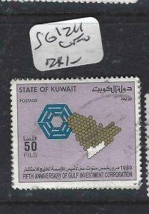KUWAIT (P3006BB)  SG  1211     VFU