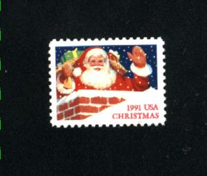 USA #2579   used  1991 PD .08