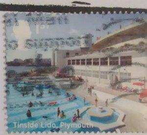 Great Britain Scott #3322 Tinside Lido,Plymouth