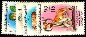 LIBYA 612-17  Mint (ID # 52771)