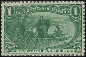 285 Mint,OG,NH... SCV $82.50... VF/XF