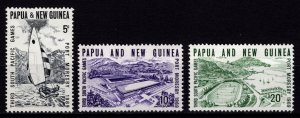 Papua New Guinea 1969 Third South Pacific Games, Set [Mint]