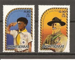 Montserrat 487-488 MH
