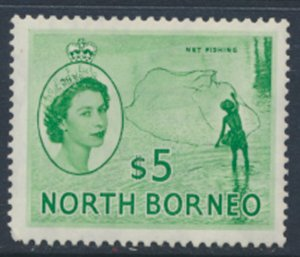 North Borneo  SG 385  SC# 274  MH    see scans  and details