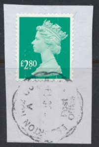 GB  £2.80 Security Machin SG U2964 M19 - no source code  SC# MH482 see detail