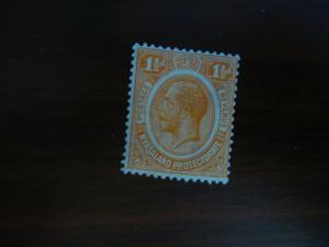 Nyasaland #27 Mint Hinged- (JB4) WDWPhilatelic