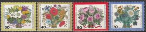 Germany #9NB110-3 MNH CV $2.60  (S4420)