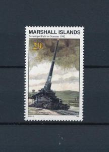 [80972] Marshall Islands 1992 Second World war Fall of Sevastropol MNH