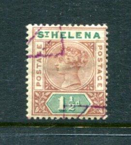x504 - ST HELENA Sc# 42 Used. CV $15