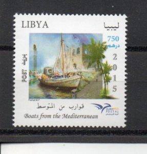 Libya 1800 MNH