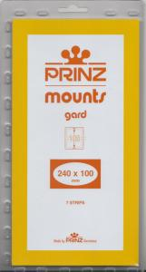 PRINZ BLACK MOUNTS 240X100 (7) RETAIL PRICE $9.50