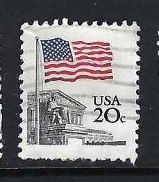 UNITED STATES 1894 VFU FLAG X175-8