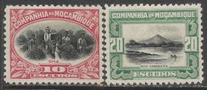 MOZAMBIQUE COMPANY 160-61 MOG Z375