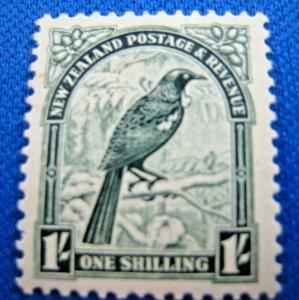 NEW ZEALAND  1935  -  SCOTT # 196  -   MLH   (Hn9)