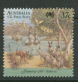 Australia SG 1107 VFU