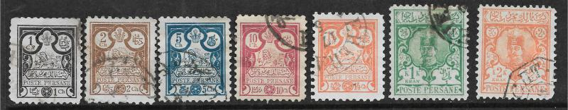 Early Persian Lot