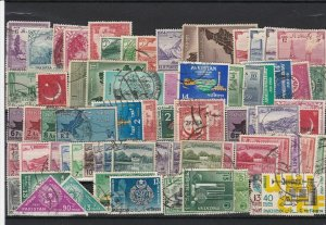 pakistan stamps ref r9436