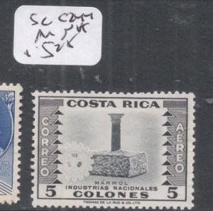 Costa Rica SC C244 MNH (5dmq)