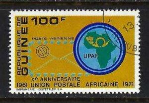 GUINEA C122 MAP Z265