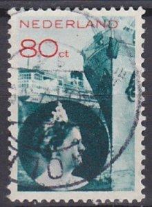 Netherlands 201 used (1933)
