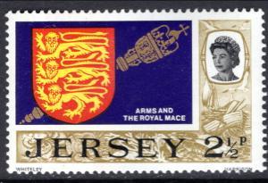 Jersey 38 MNH VF