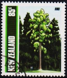 New Zealand. 1989 85c S.G.1512  Fine Used