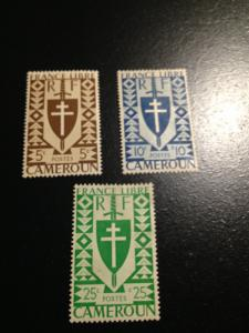 Cameroun sc 282-284 MHR