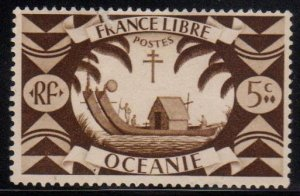 French Polynesia Scott No. 136