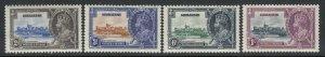 Gibraltar, Sc 100-103 (SG 114-117), MLH
