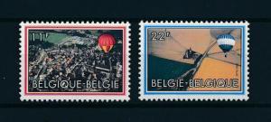[98375] Belgium 1983 Aviation Air Balloons  MNH