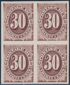 #J6P3 XF PLATE PROOF ON INDIA BLOCK OF 4 BS160