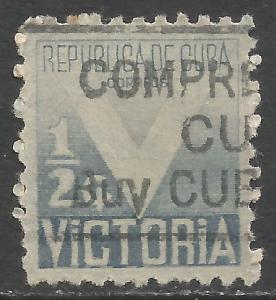 CUBA RA6 VFU S743-9