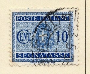 Italy 1934 Early Issue Fine Used 10c. 124003
