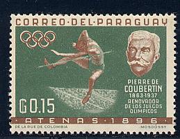 Paraguay Scott # 736, mint