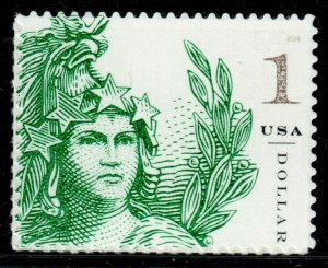 US Stamps Collection Scott #5295 single Mint NH - $1 Freedom Statue