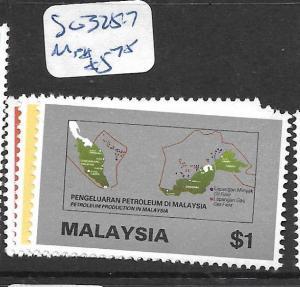 MALAYSIA   (PP2805B)  SG 325-7    MNH