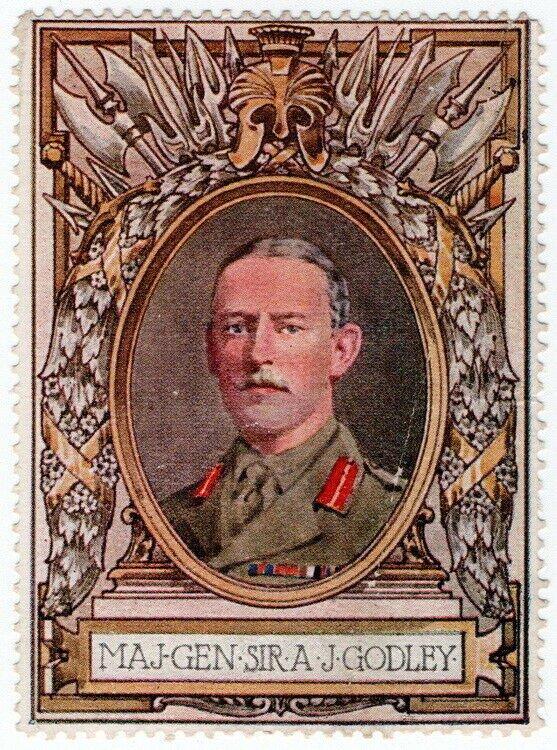 (I.B) Cinderella Collection : Lord Roberts Memorial (Major General Godley)
