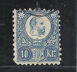 Hungary #4 used cv $100.00
