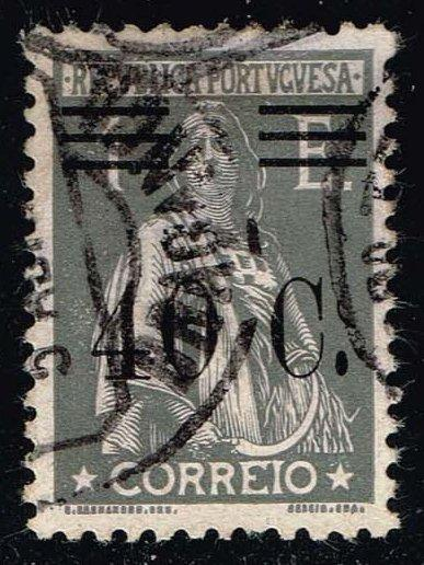 Portugal #479 Ceres; Used (0.85)
