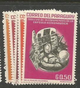 Paraguay Space SC 744-8 MOG (10cyi)