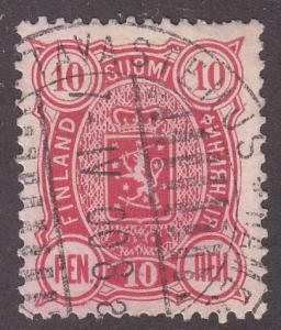 Finland 40 Arms of Finland 1890