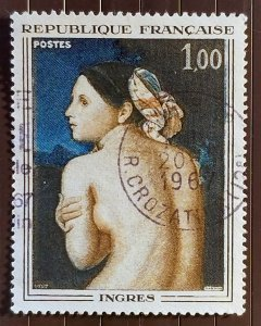 France #1174 Used